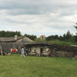 fur post, fur trade era reenactment, reenactors, fur trade, minnesota, white oak society