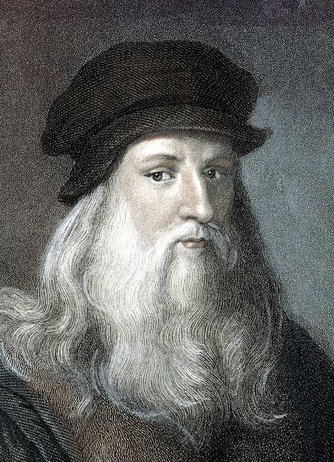 15th century science, leonardo da vinci