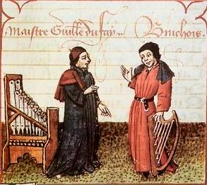 medieval music, 15th century music