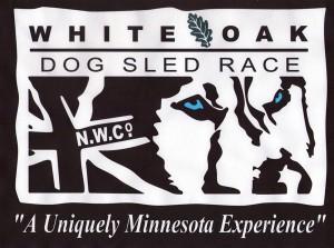 white oak sled dog classic, sled dog classic mn, classic dog sled race