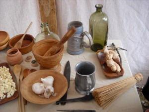 Food in the 15th Century – White Oak Society