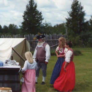 white oak society, deer river mn, rendezvous, 18th century reenactment