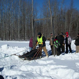 white oak dog sled race, white oak classic, deer river mn