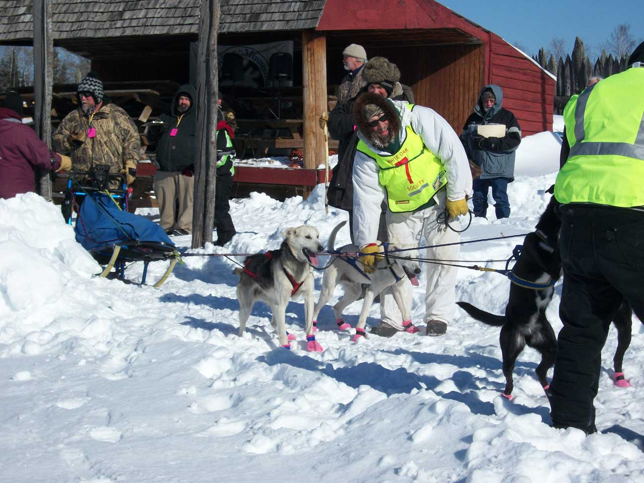 racing, dog sled racing, deer river mn, white oak society