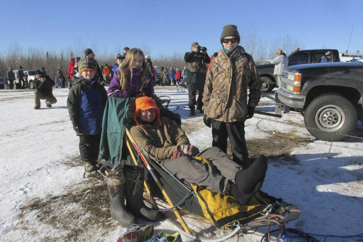 musher, sled dog race, white oak, deer river